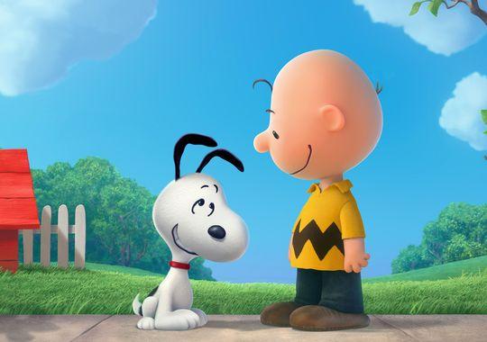 snoopy charlie brown peanuts movie 2