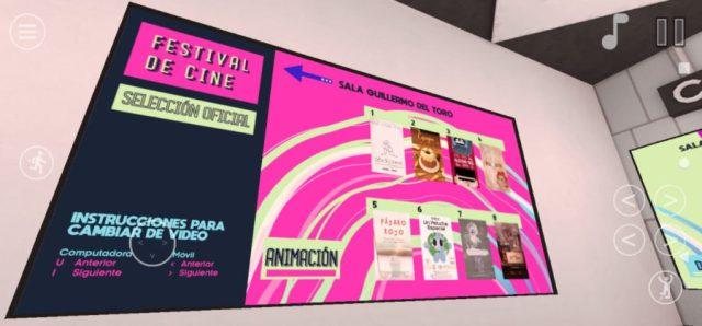 Cineteca virtual Festival de cine VIBRART 2021