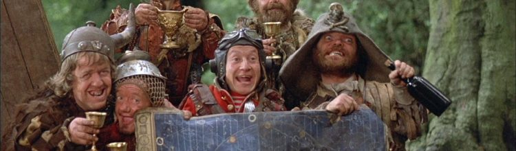 TIME BANDITS or: Existential Horrors Disguised as A Children's Film