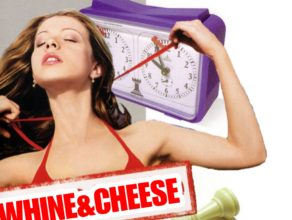 WHINE & CHEESE 14: YOUR FAVORITE WEAPON / EUROTRIP (with WILLA CULPEPPER)