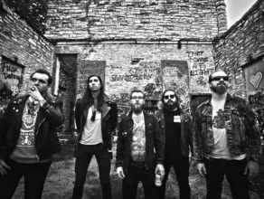 Kansas City's Inner Altar Melds Hardcore's Bite With Occult Rock Theatricality