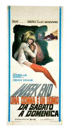 Week End poster