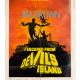 Original film poster I escaped from devil's island