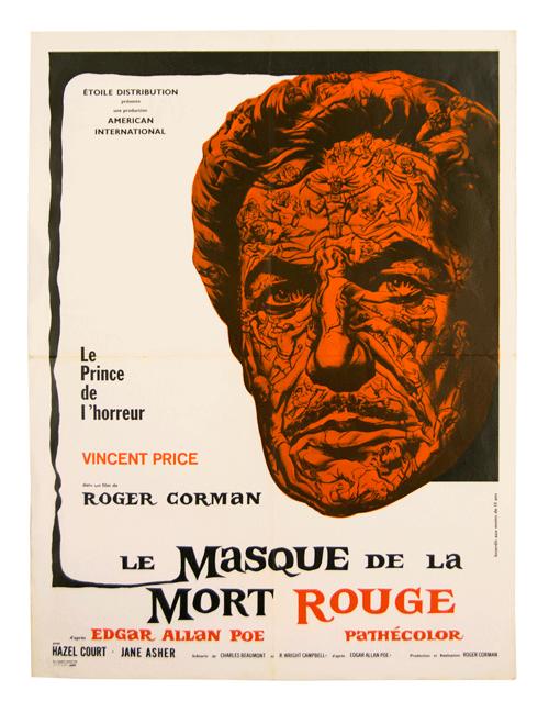 Edgar Allen Poe original poster
