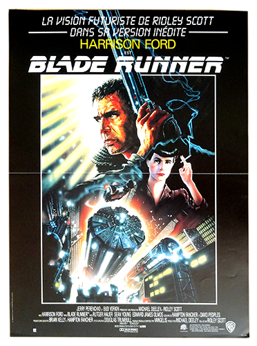 Original poster Blade Runner