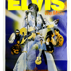 Elvis the Movie poster