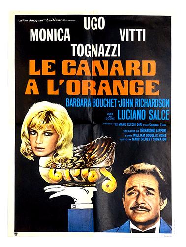 Le Canard a l'Orange poster