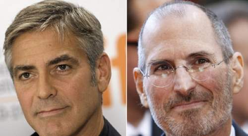 George Clooney podría ser Steve Jobs