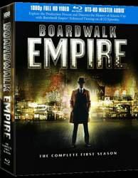 Boardwalk Empire en Blu-Ray