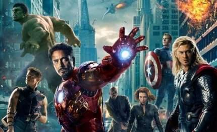 Los Vengadores, nuevo póster.