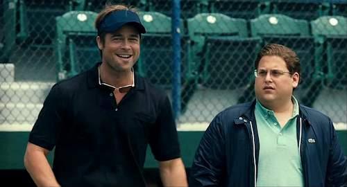 Estreno de Moneyball de Brad Pitt.