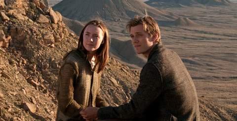 Saoirse Ronan en 'The Host'.