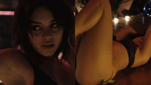 Vanessa Hudgens desnuda.