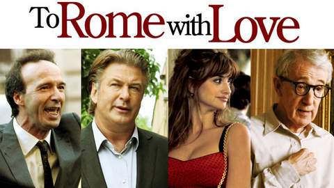 A Roma con amor.