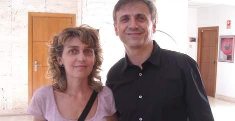 José Mota y Susana Peral de Cineralia.com