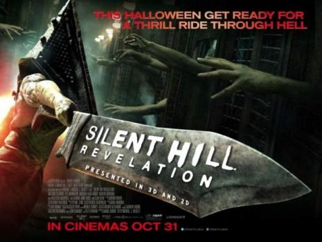 Silent Hill Revelation 3D.