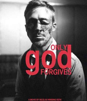 Póster de Only God Forgiven.