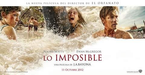 Banner de Lo Imposible.
