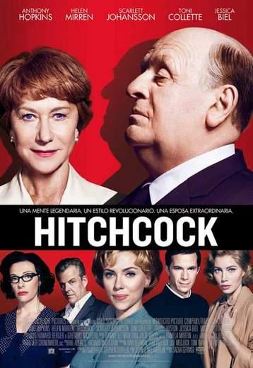 Póster de Hitchcock