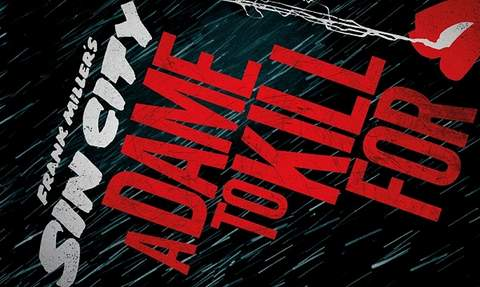 Banner de 'Sin City 2'.