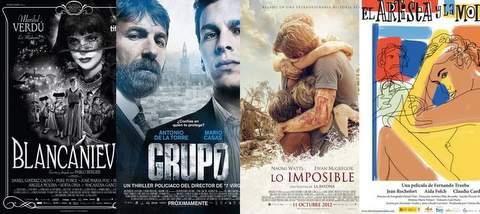 Nominados Premios Goya 2013