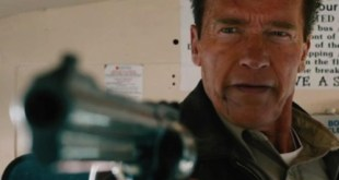 "Arnold Schwarzenegger en ""Maggie"". Terminator 6"