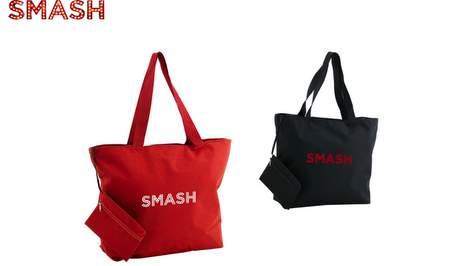 "Concurso ""Smash"", bolsa de playa."