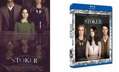 """Concurso Blu-ray de """"Stoker""""."""