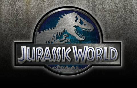 "Póster de ""Jurassic World""."