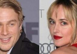 """Polémica por la elección de Charlie Hunnam y Dakota Johnson para """"50 Sombras de Grey"""""""