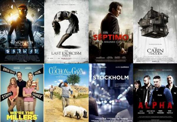 Estrenos de cine 8 de noviembre