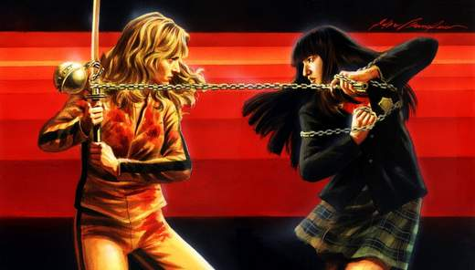 Especial escena Kill Bill