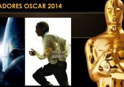 Gravity y 12 años de esclavitud triunfadoras en los Oscar 2014