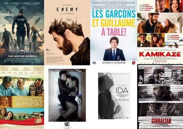 Cartelera cine 28 de marzo 2014