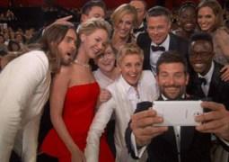De la caida de Lawrence al selfie DeGeneres, momentazos de los Oscar
