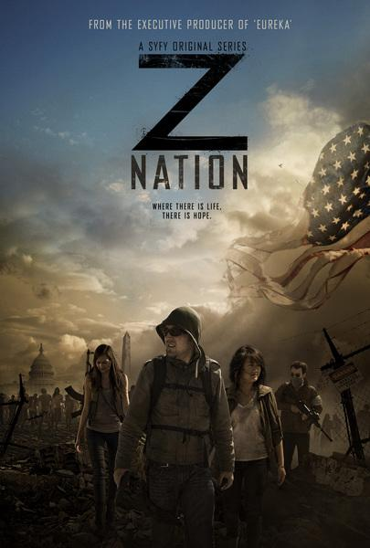 Póster de la serie Z Nation