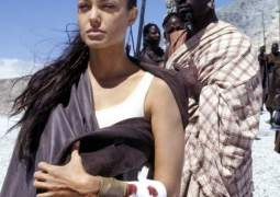 Angelina Jolie luchará en el cine contra la caza furtiva de elefantes en África