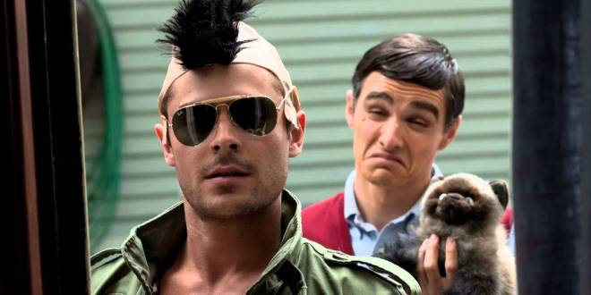 Zac Efron en Neighbors.