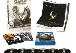 Fox celebra el 35 aniversario de la mítica Alien con una edición limitada de 6 discos en DVD y Blu-ray