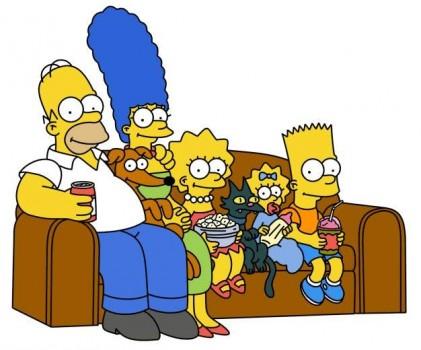Noticias serie Los Simpson