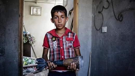 Crítica de Nacido en Gaza
