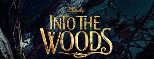 Banner de Into the Woods