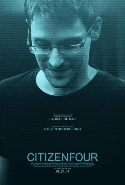 Póster de Citizenfour