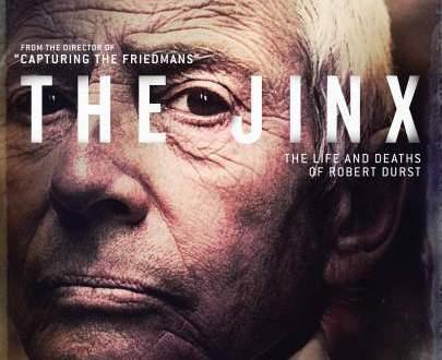 Póster de la serie The Jinx: The Life and Deaths of Robert Durst