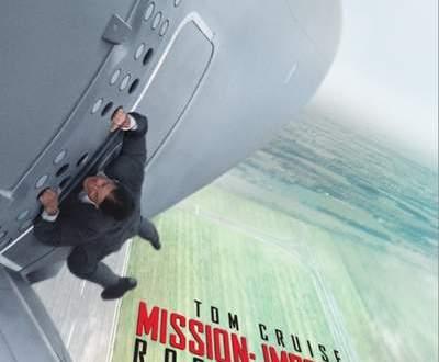 Póster de Misión Imposible: Nación secreta