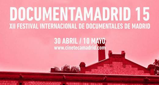 Cartel DocumentaMadrid 2015