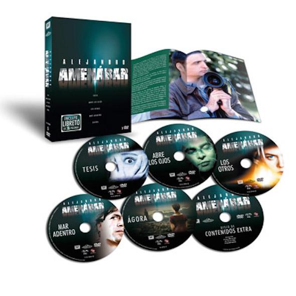 Pack DVD de Alejandro Amenábar