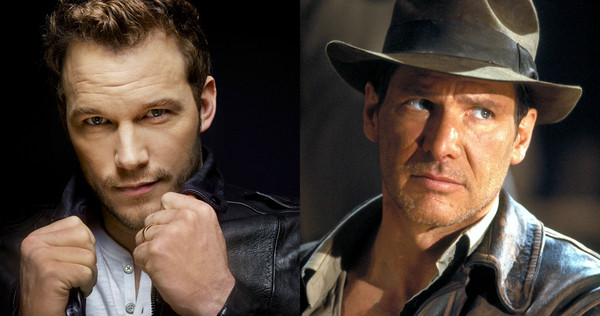 Chris Pratt será Indiana Jones