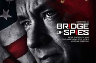 Póster de El puente de los espías
