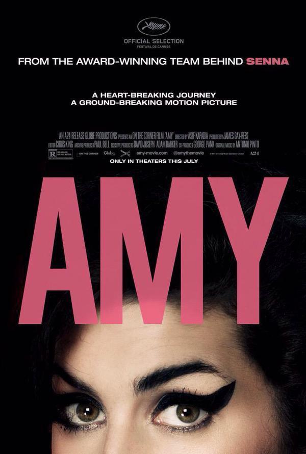 Póster de Amy